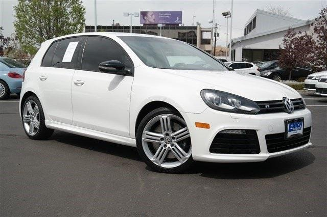 2012 Volkswagen Golf R 4-Door Denver, CO