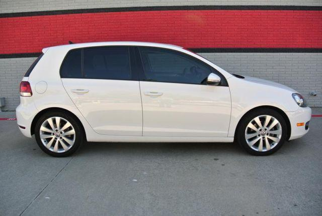 2012 Volkswagen Golf Tdi Hatchback For Sale In Dallas