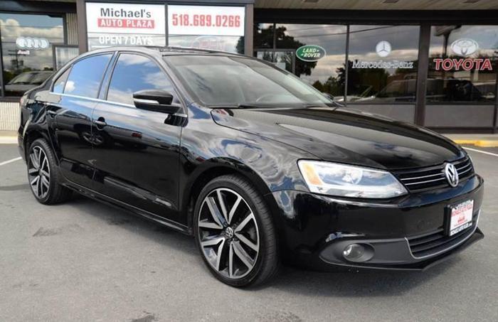 2012 Volkswagen Jetta Tdi We Finance 87k Miles