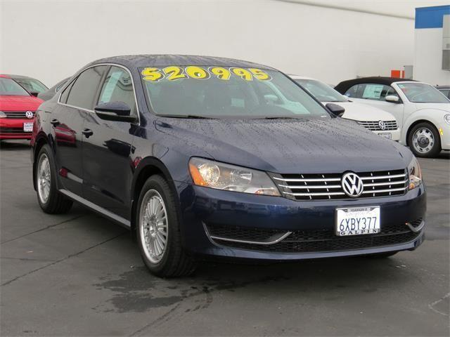 2012 volkswagen passat 2 0l tdi se sedan 2 0l tdi se for sale in northridge california. Black Bedroom Furniture Sets. Home Design Ideas