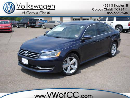 2012 Volkswagen Passat Sedan SE For Sale In Corpus Christi