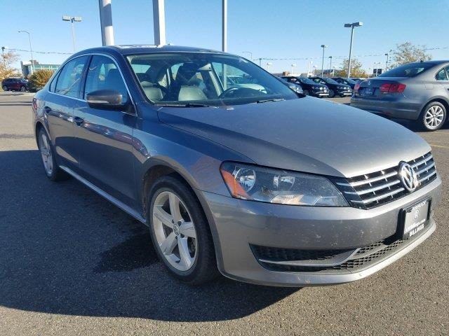 2012 volkswagen passat tdi se tdi se 4dr sedan 6m for sale in billings montana classified. Black Bedroom Furniture Sets. Home Design Ideas