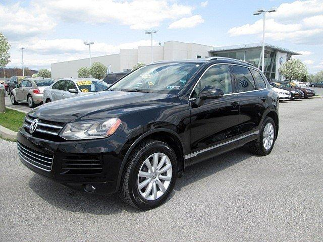 2012 volkswagen touareg york pa for sale in york pennsylvania classified. Black Bedroom Furniture Sets. Home Design Ideas