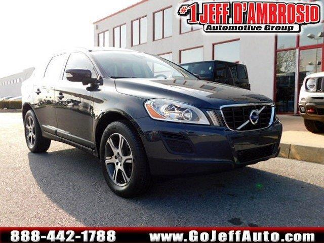 2012 volvo xc60 t6 awd t6 4dr suv for sale in downingtown pennsylvania classified. Black Bedroom Furniture Sets. Home Design Ideas