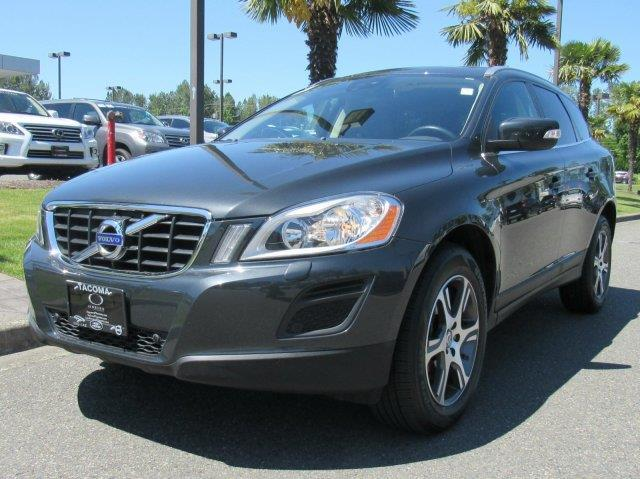 2012 volvo xc60 t6 awd t6 4dr suv for sale in tacoma washington classified. Black Bedroom Furniture Sets. Home Design Ideas