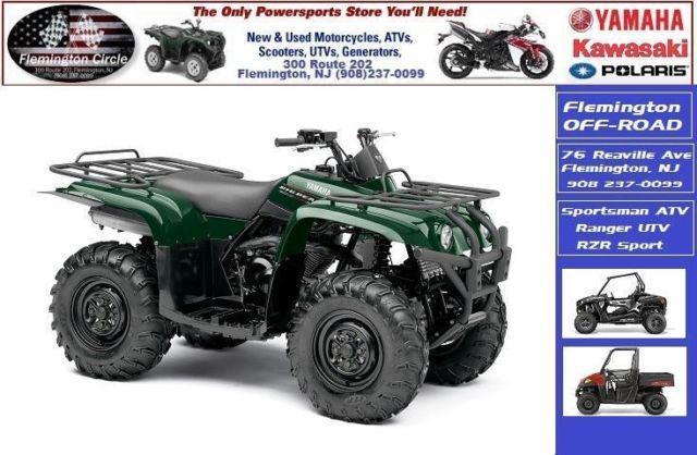 2012 Yamaha Big Bear 400 4x4