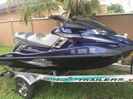 Yamaha jet ski new and used boats for sale for Yamaha jet ski dealer