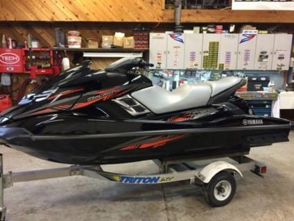 2012 Yamaha Fx Sho 3 Seater .Waverunner .Jetski Seadoo with Trailer