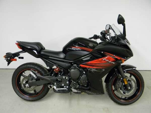 2012 yamaha fz6r for sale in springfield massachusetts for Yamaha of springfield