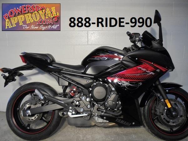 2012 Yamaha FZ6R - U2355