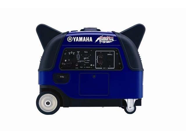 2012 Yamaha Inverter EF3000iSEB
