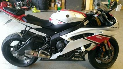 2012 yamaha r6 moto gp limited edition for sale in smiths station alabama classified. Black Bedroom Furniture Sets. Home Design Ideas