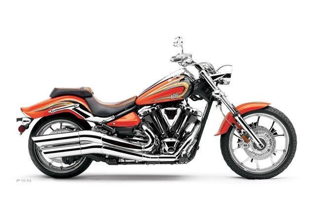 2012 Yamaha Raider SCL