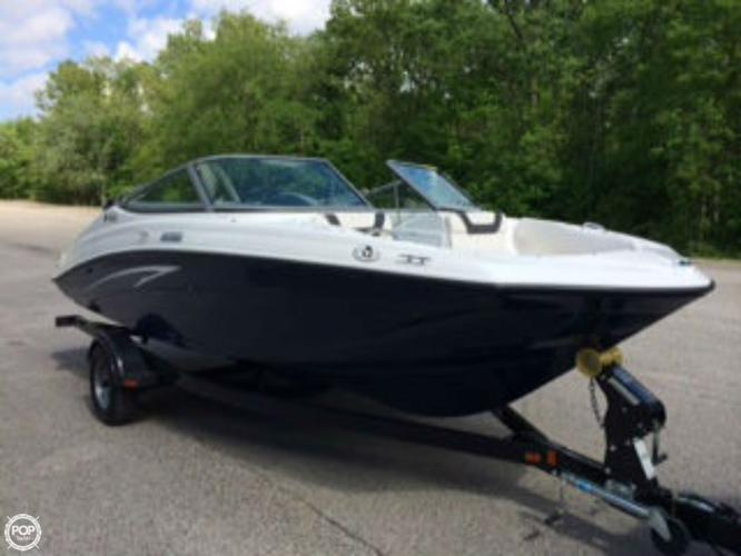 2012 yamaha sx190 2012 yacht in sellersburg in for Used yamaha sx190