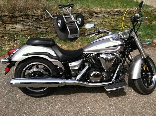 2012 yamaha v star 950 w warranty under 200miles for sale in jackson michigan classified for Yamaha motorcycle warranty
