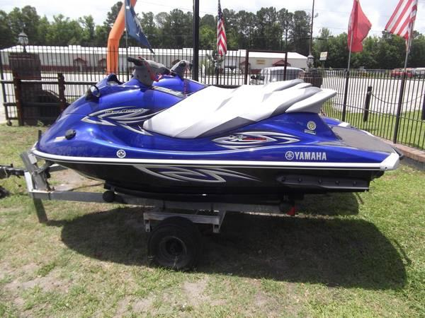 2012 yamaha waverunner vx deluxe for sale in ridgeland for 2012 yamaha waverunner