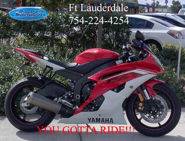 2012 yamaha yzf r6 for sale in miami florida classified. Black Bedroom Furniture Sets. Home Design Ideas