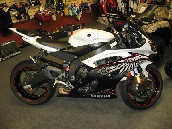 2012 yamaha yzf r6 for sale in boone indiana classified for Yamaha motorcycle dealers indiana