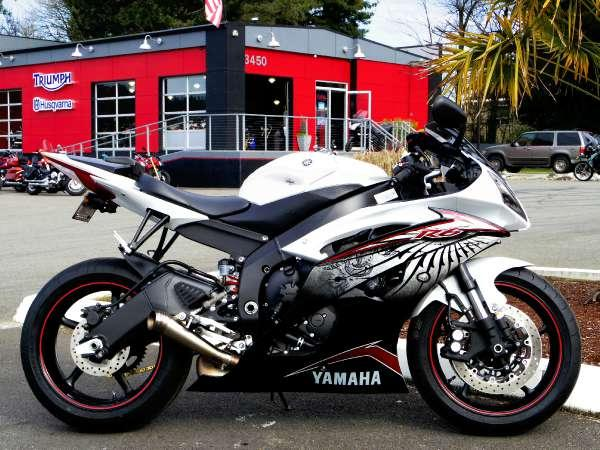 2012 yamaha yzf r6 for sale in port orchard washington classified. Black Bedroom Furniture Sets. Home Design Ideas