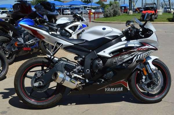 2012 yamaha yzf r6 for sale in san antonio texas classified. Black Bedroom Furniture Sets. Home Design Ideas