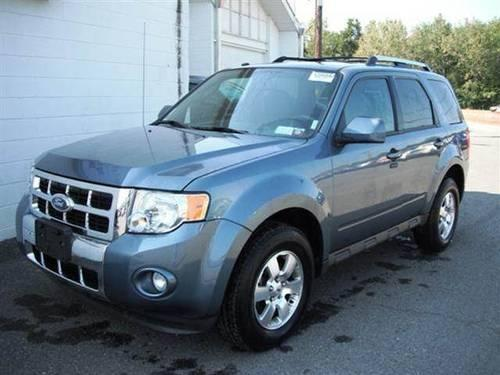 2012 ford escape limited sport utility 4d for sale in iselin new. Cars Review. Best American Auto & Cars Review