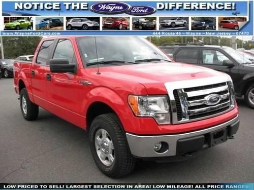 2012 ford f 150 crew cab pickup 4wd supercrew 145 xlt for sale in lionshead lake new jersey. Black Bedroom Furniture Sets. Home Design Ideas