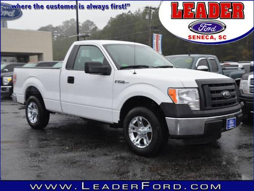 2012 ford f 150 truck 4x2 xl 2dr regular cab styleside 6 5 ft sb for sale in seneca south. Black Bedroom Furniture Sets. Home Design Ideas