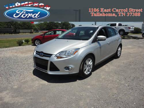 2012 ford focus 5 dr hatchback sel for sale in dickel tennessee classified. Black Bedroom Furniture Sets. Home Design Ideas