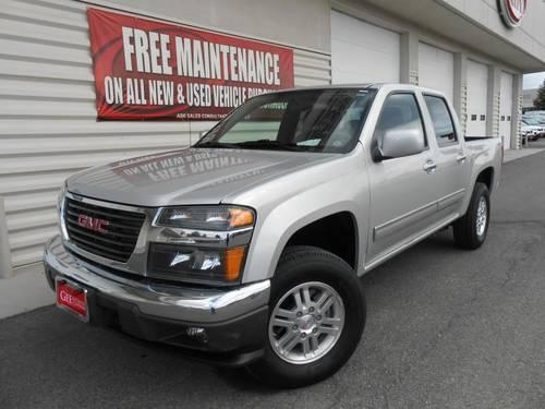 2012 gmc canyon 4wd crew cab sle1 sle 4wd crew for sale in coeur d 39 alene idaho classified. Black Bedroom Furniture Sets. Home Design Ideas