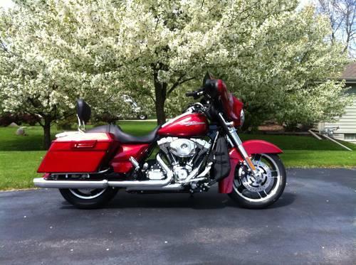2013 Harley Davidson Flhx Street Glide Milwaukee Wi Autos Post