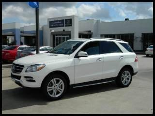 2012 mercedes benz ml350 ml350 suv for sale in beaumont for Mercedes benz suv 2012 for sale