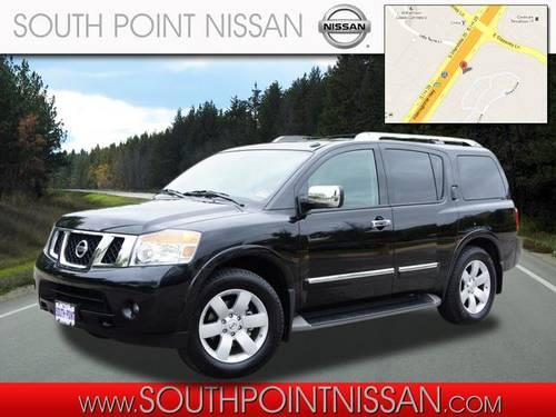 2012 nissan armada suv sl for sale in austin texas classified. Black Bedroom Furniture Sets. Home Design Ideas