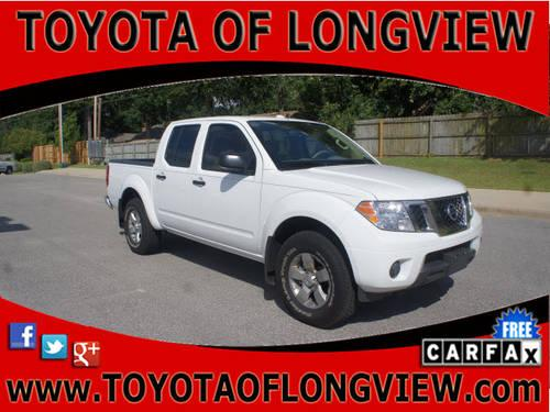 2012 Nissan Frontier Crew Cab 4x4 Sv V6 For Sale In