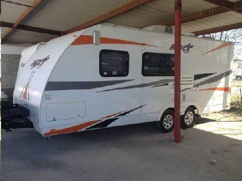 2013 24' KZ MXT20 Toy Hauler for Sale in Fort Worth, Texas