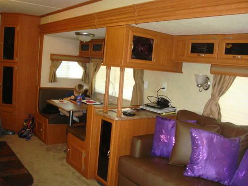 2013 38ft. Monte Carlo Limited Edition Travel Trailer