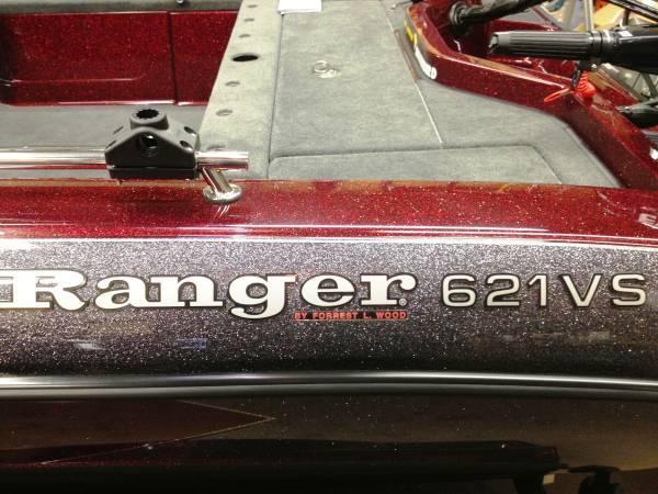 2013 621 Ranger/Loaded For Sale - $62000