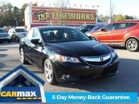 2013 Acura ILX 2.0L w/Tech 2.0L 4dr Sedan w/Technology