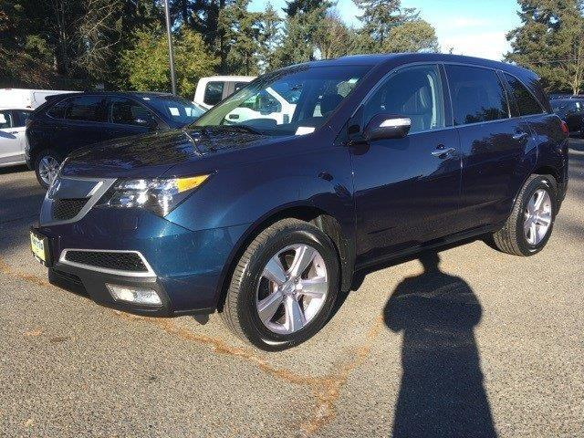 2013 acura mdx sh awd w advance sh awd 4dr suv w advance package for sale in everett washington. Black Bedroom Furniture Sets. Home Design Ideas