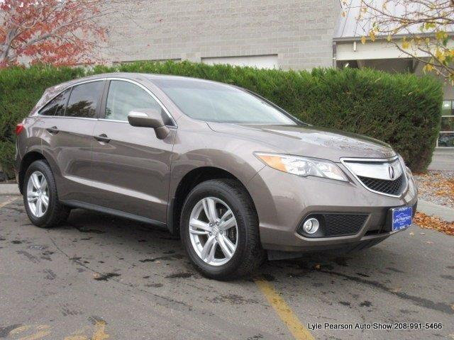 2013 acura rdx w tech awd 4dr suv w technology package for sale in boise idaho classified. Black Bedroom Furniture Sets. Home Design Ideas