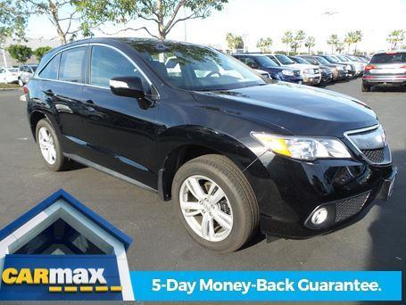 2013 Acura RDX w/Tech AWD 4dr SUV w/Technology Package