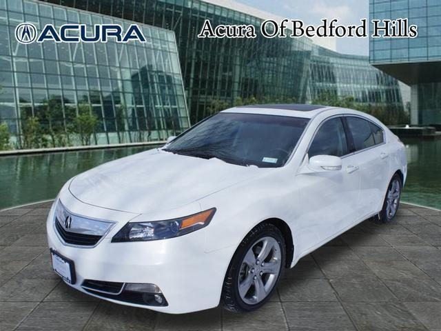 2013 Acura TL 4 Dr Sedan AWD SH-AWD w/Tech