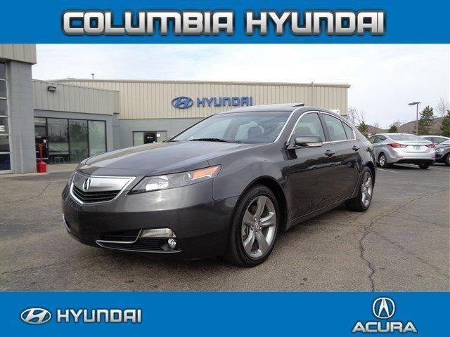 2013 acura tl 4dr car tech for sale in symmes township ohio classified. Black Bedroom Furniture Sets. Home Design Ideas