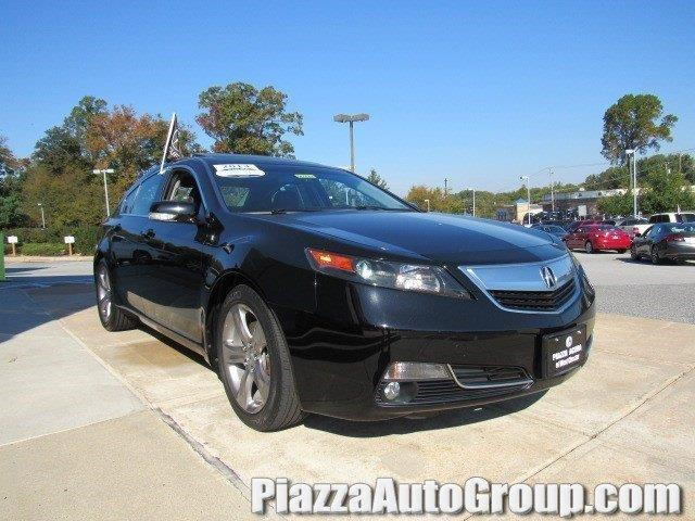 2013 Acura TL SH-AWD w/Tech SH-AWD 4dr Sedan 6A