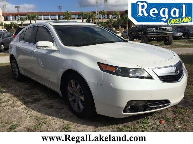 2013 acura tl w tech 4dr sedan w technology package for sale in lakeland florida classified. Black Bedroom Furniture Sets. Home Design Ideas