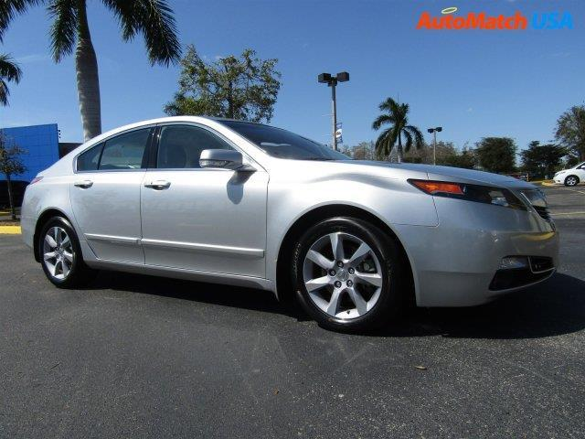 2013 acura tl w tech 4dr sedan w technology package for. Black Bedroom Furniture Sets. Home Design Ideas