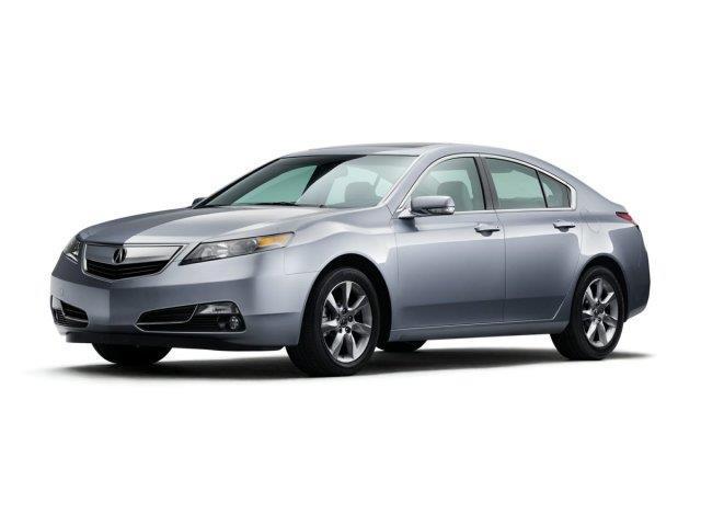 2013 Acura TL w/Tech 4dr Sedan w/Technology Package
