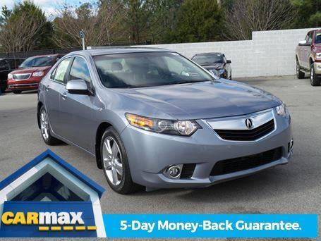2013 Acura TSX w/Tech 4dr Sedan w/Technology Package