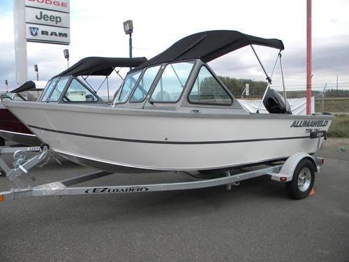 Alumaweld | New and Used Boats for Sale in Washington