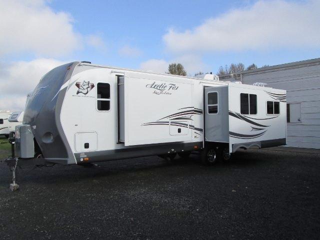 Lastest 2013 Arctic Fox U201cSilver Fox Editionu201d 32A Travel Trailer...2 Slideouts For Sale In McMinnville ...