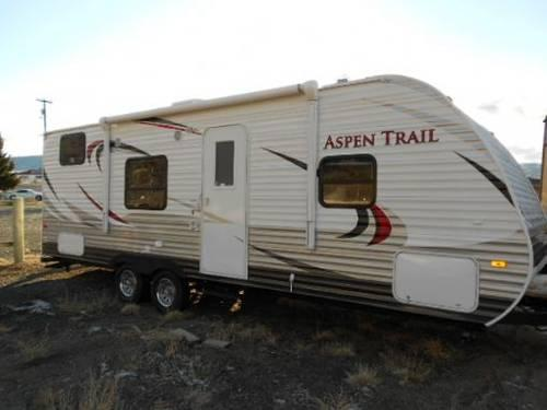 2013 Aspen Trail 2710bh Bunk House For Sale In Butte
